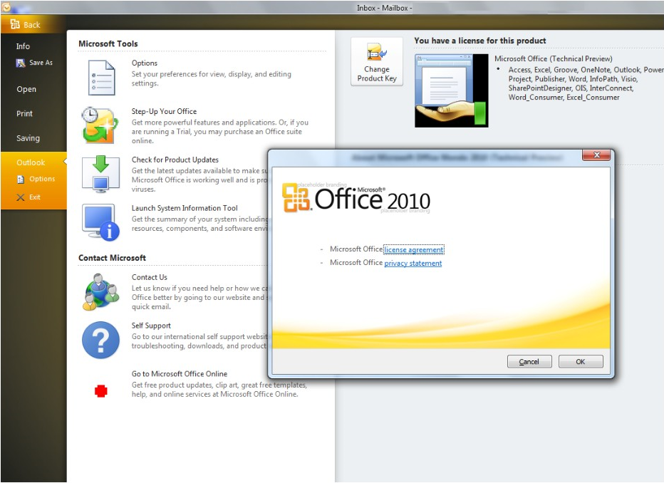 Microsoft Office 2010 Professional Free Download - OneSoftwares