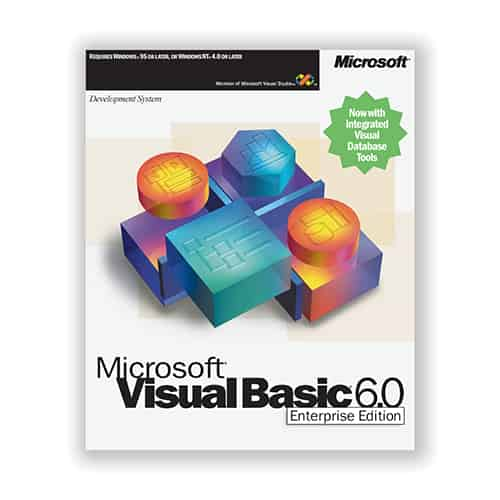 Visual Basic 6.0 Cover Image