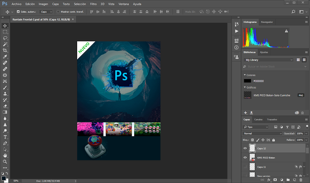 Adobe Photoshop CC 2017 Free Download