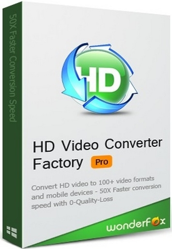 HD Video Converter Factory Pro 13.2 Free Download