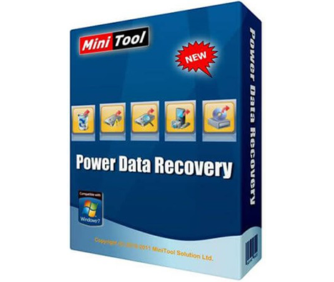 Download MiniTool Data Recovery Free