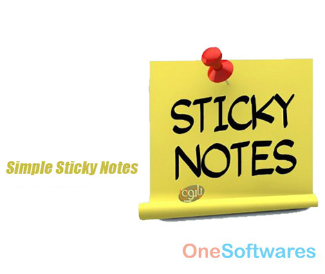 Simple Sticky Notes 3.6.1