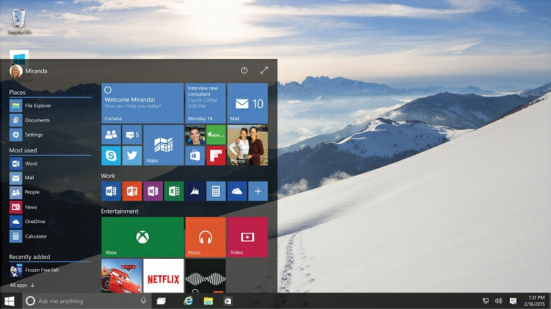Windows 10 Pro 32/64-bit ISO Free Download - OneSoftwares