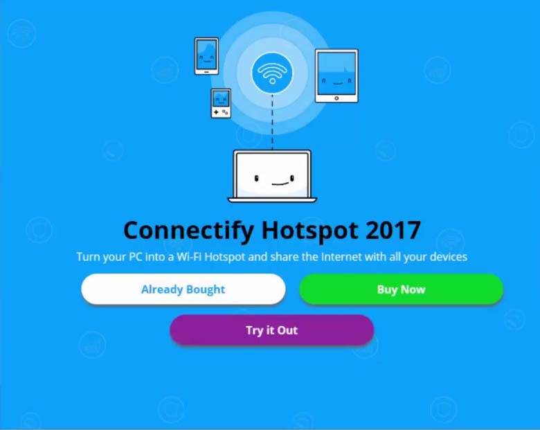 Connectify Hotspot 2017.4.5.38776 Free Download