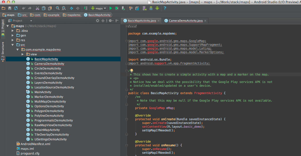 Android Studio 2.3.3 IDE Download For MAC