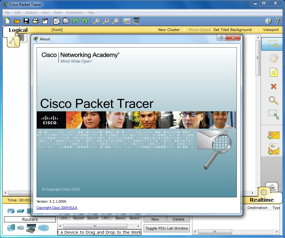 Cisco Packet Tracer 6.3 Free Download