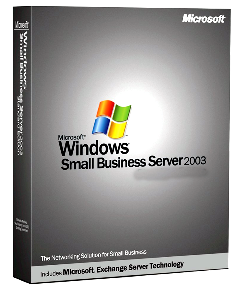 Microsoft Small Business Server 2003 Free Download
