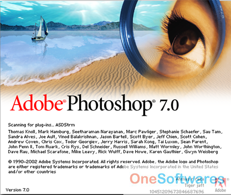 Adobe Photoshop 7.0 Free Download For Windows and Mac