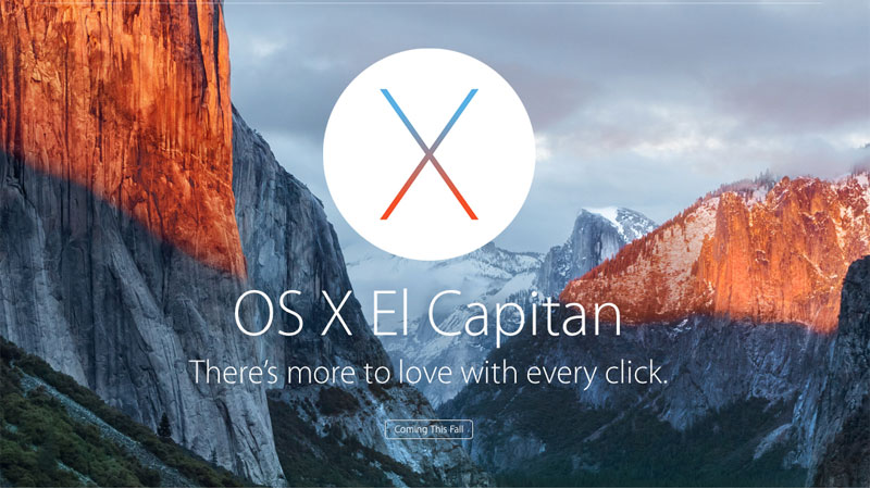 Mac OS X EL Capitan 10 11 6 Free Download - OneSoftwares