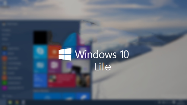 Windows 10 Lite Free Download Logo Image