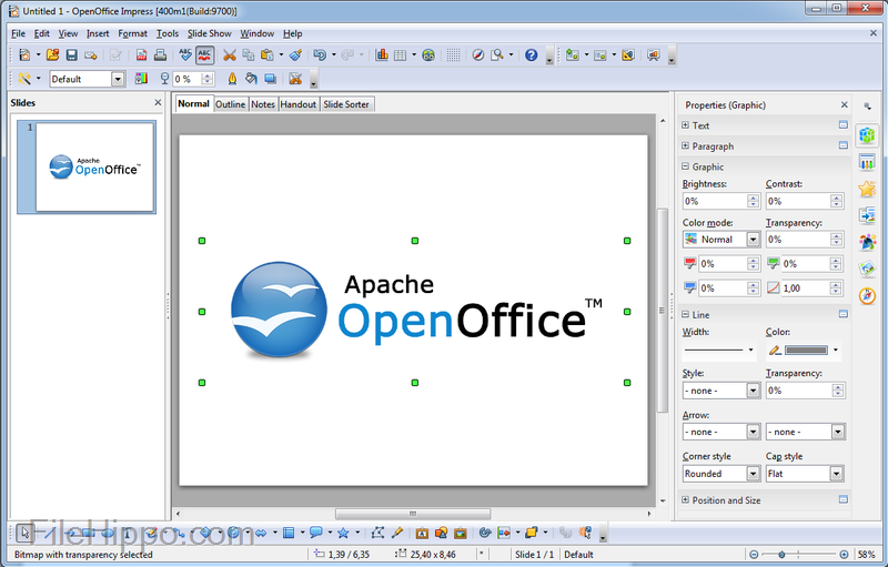 Apache openoffice free download onesoftwares - Apache open office review ...