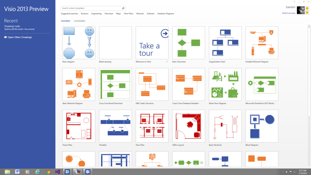 free download microsoft visio 2007 for windows 8 64 bit