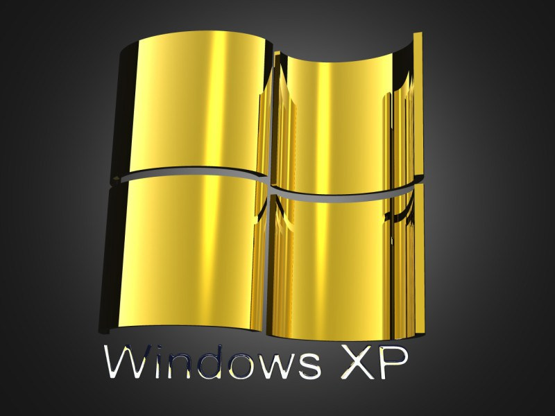 Windows XP Gold Edition SP3 Free Download