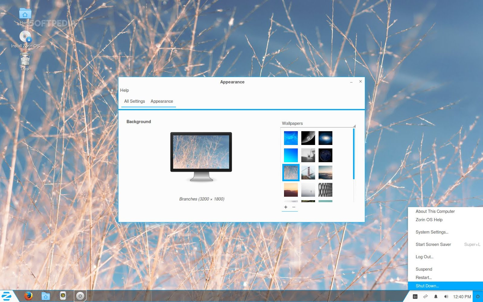 Zorin OS 12.1 Ultimate Free Download Lite