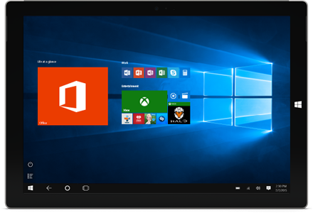 Windows 10 Professional with Office 2016 offline installer