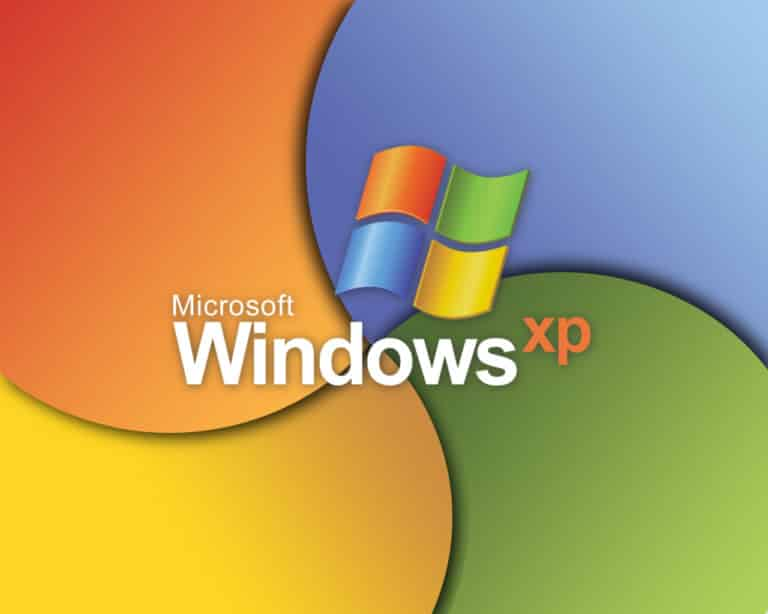 Windows XP 32-bit Logo
