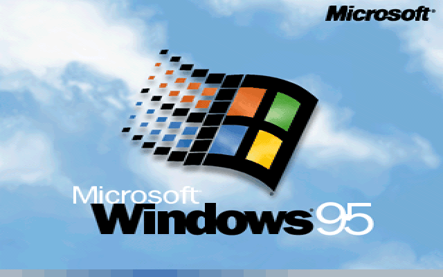 Windows 95 Free Download iso img file