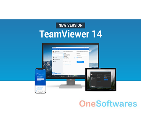 TeamViewer 14 Free Download