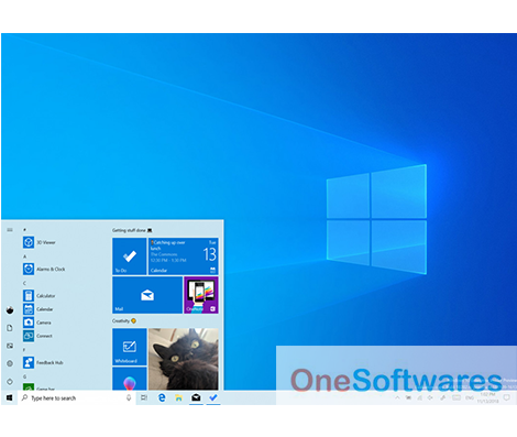 Windows 10 Version 1903 Free Download