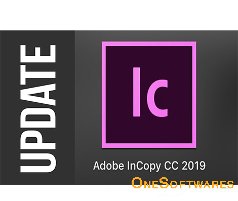Adobe InCopy CC 2019 Free Download