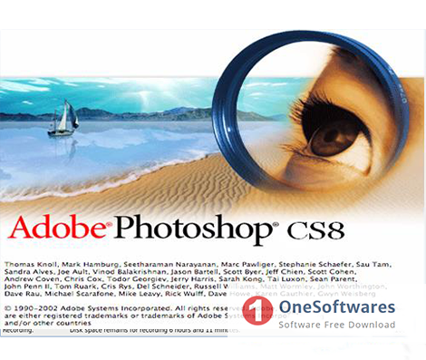 Adobe Photoshop CS 8.0 Free Download