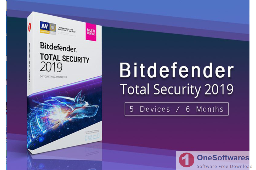 Bitdefender Total Security 2019 Free Download