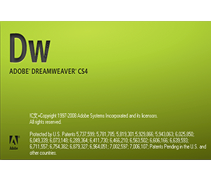 Download Adobe Dreamweaver CS4