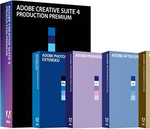 Download Adobe Production Premium CS4